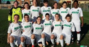 Serie D Femminile: Sassuolo sconfitto dall'Olimpia Vignola, finisce 1-2