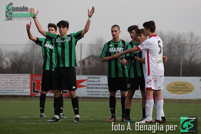 Carpi-Sassuolo Under 16