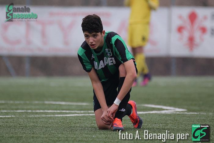 Giovanissimi Under 15, Sassuolo-Novara