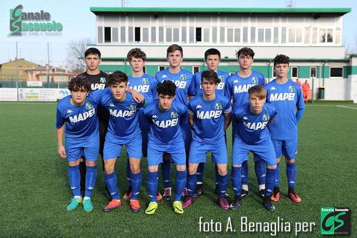 Under 16 Sassuolo-Trapani (2)