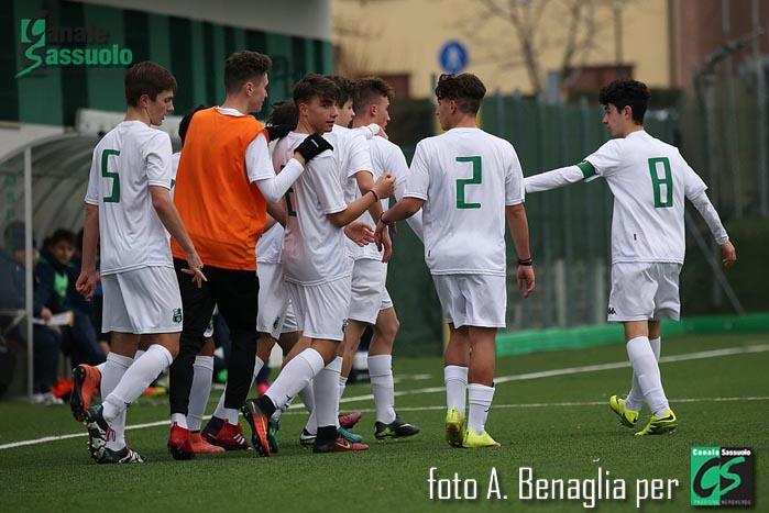 Allievi Under 16, Sassuolo-Novara