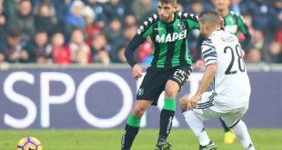 """Verso Sassuolo-Milan, Berardi: """"voglio fare gol ai rossoneri, mi rivedo in Del Piero"""""""