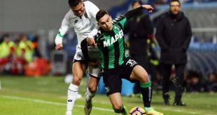 Sassuolo-Cesena 1-2: fuori dalla Tim Cup per quattro minuti di leggerezza