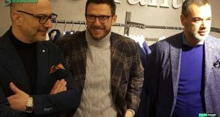 GALLERY – Di Francesco a Firenze per Pitti Uomo