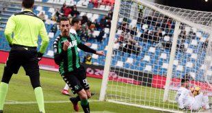 Sassuolo-Palermo 4-1. Signore e signori, va in scena il ritorno dei neroverdi