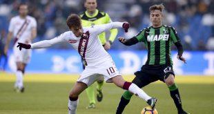 Focus on Torino-Sassuolo: precedenti, curiosità e gli highlights dell'andata