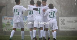 Giovanissimi Regionali 2003 Sassuolo-Spal