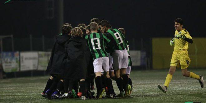 I Giovanissimi 2004 del Sassuolo vincono il campionato di categoria!