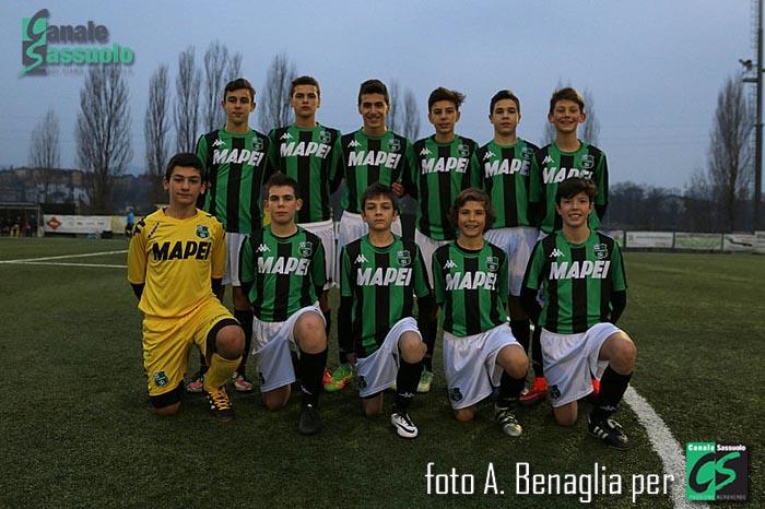 Giovanissimi 2004 Sassuolo-Parma