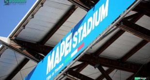 """Reggiana, rinnovato il contratto per il Mapei Stadium: """"Siamo grati alla Mapei"""""""