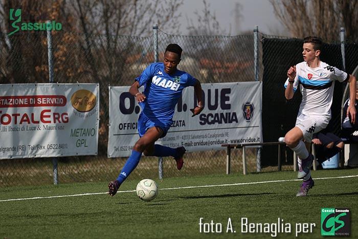Giovanissimi Under 15 Sassuolo-Pisa