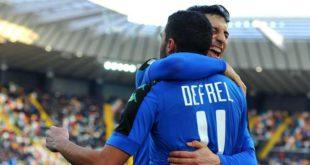Da Snai SportNews: SASSUOLO GUASTAFESTE, A UDINE FINISCE 1-2