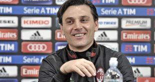 """Montella dopo Sassuolo-Milan: """"sul rigore c'erano i due tocchi, ma gli episodi vanno accettati"""""""