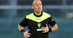 sassuolo atalanta arbitro