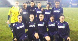 Primavera Femminile: Bologna-Sassuolo 2-0, la cronaca