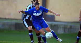 Serie B Sassuolo Femminile: ancora una vittoria, ancora bomber Fabiana Costi