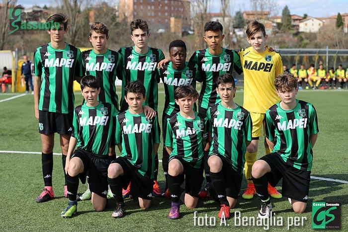 Giovanissimi Regionali 2003 Sassuolo-Forlì