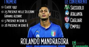 Calciomercato: tutti pazzi per Mandragora, il Sassuolo è in lizza
