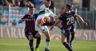"""Mazzitelli dopo Sassuolo-Crotone: """"Vittoria cercata e meritata"""""""