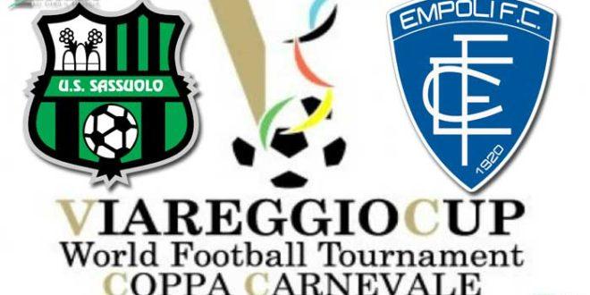 Finale Viareggio Cup Sassuolo-Empoli: storia e percorso delle due formazioni