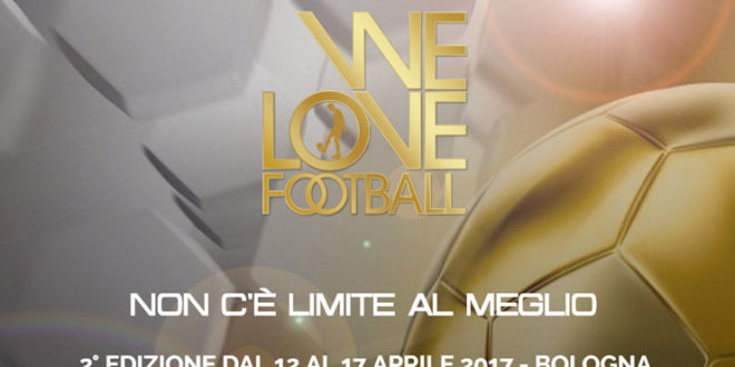 torneo we love fotball