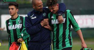 Paolo Bianco allenatore Berretti Sassuolo