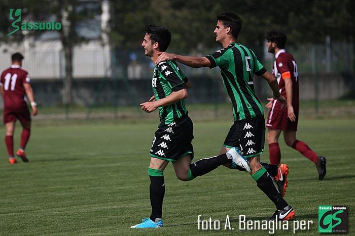 Campionato Primavera Sassuolo-Cittadella (4)