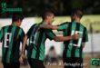 Under 14, contro il Santarcangelo è una goleada: 7-0 il finale