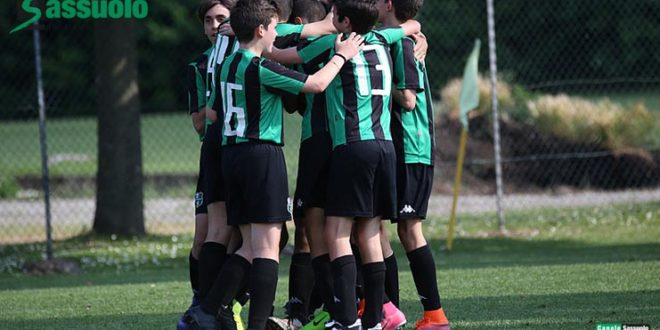 Giovanissimi Regionali Reggiana-Sassuolo