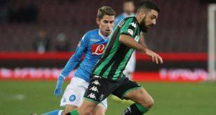 Biglietti Sassuolo- Napoli: Curva esaurita, si va verso il SOLD-OUT