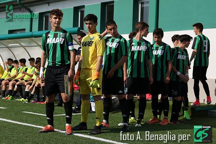 Allievi Under 16 Sassuolo-Pro Vercelli U16 (1)