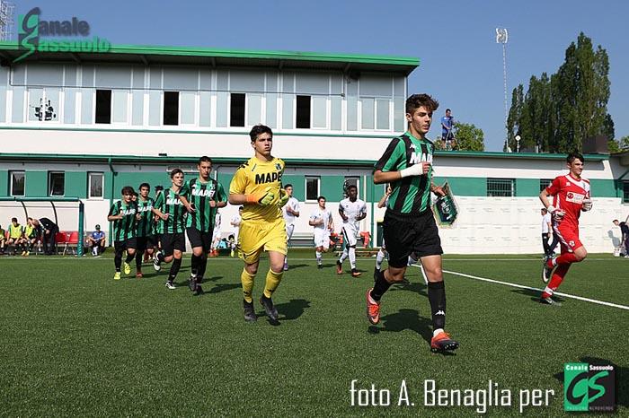 Allievi Under 16 Sassuolo-Pro Vercelli U16 (2)