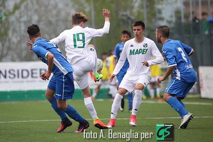 Allievi Under 16 Sassuolo-Empoli