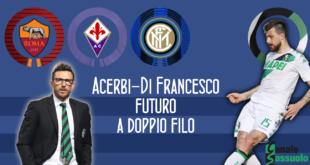 Acerbi-Di Francesco, il futuro è a doppio filo