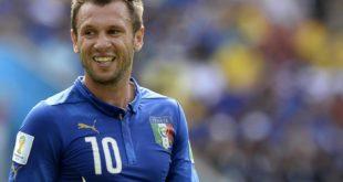 """Antonio Cassano: """"Un futuro a Sassuolo? Mi stuzzica…"""""""