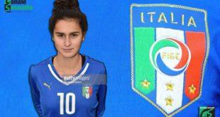 Francesca Imprezzabile convocata in azzurro per il Torneo delle Nazioni