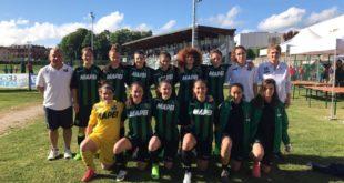 Torneo Sassi, Giovanissime: la Juventus vince ai rigori la finale contro il Sassuolo