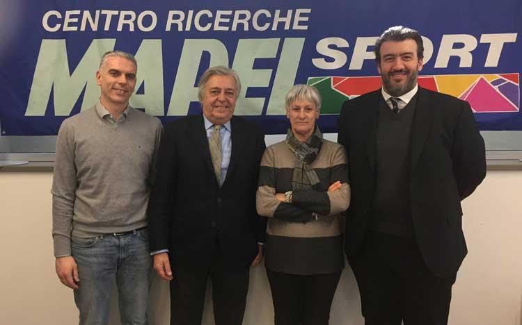 Dr. Ermanno Rampinini - Dr. Claudio Pecci - Betty Vignotto - Alessandro Terzi
