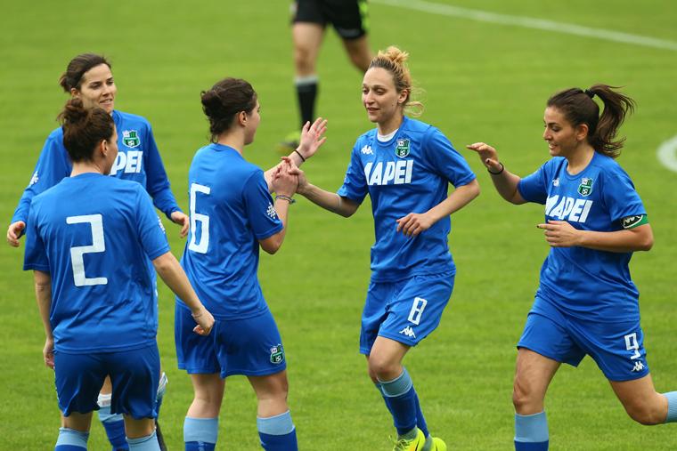Serie B Sassuolo Femminile - Pescara