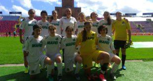 We Love Football: il Sassuolo Femminile perde la finale contro il Bologna