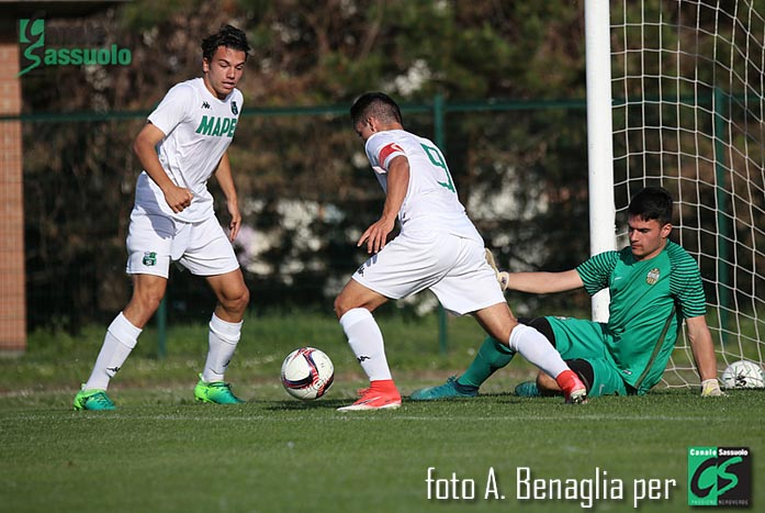 Allievi Under 17 Sassuolo-Hellas Verona