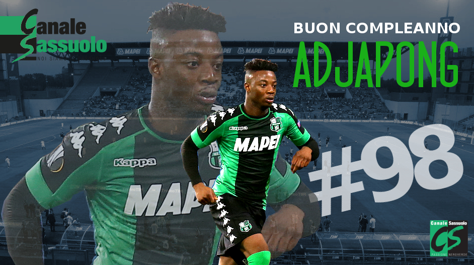 adjapong compleanno
