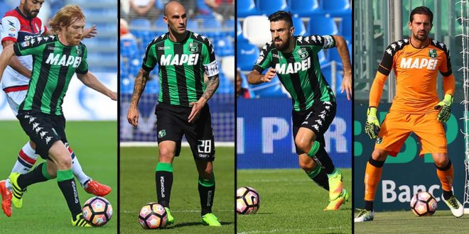 Biondini, Cannavaro, Magnanelli, Pegolo