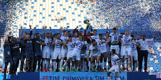 L'Inter Primavera è campione d'Italia 2016-17 – FOTOGALLERY
