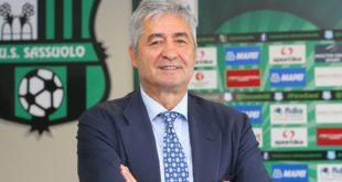 """Angelozzi: """"Il modello Sassuolo va seguito, De Zerbi infuriato per la cessione di Duncan"""""""