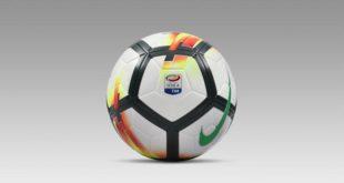 Nike presenta il pallone della serie A 2017-18