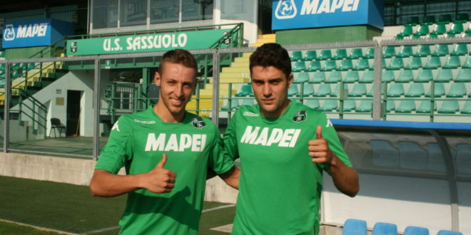 Davide Frattesi e Riccardo Marchizza