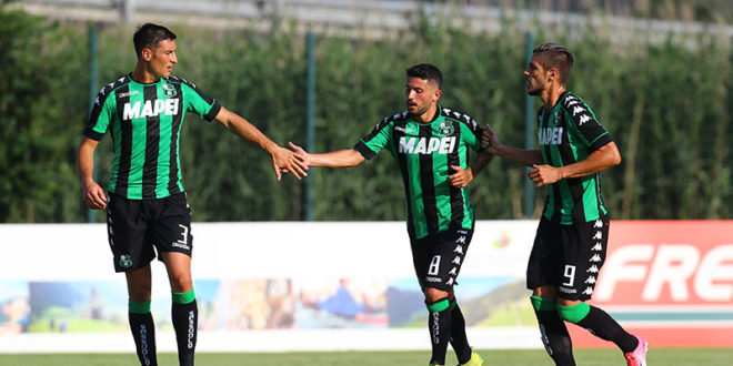 Sassuolo-Real Vicenza
