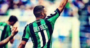 """Il Sassuolo saluta Defrel: """"Chapeau… giocatore di grande classe e splendido ragazzo"""""""