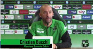 """Mister Bucchi prima di Cagliari-Sassuolo: """"È obbligatorio portar via punti"""""""